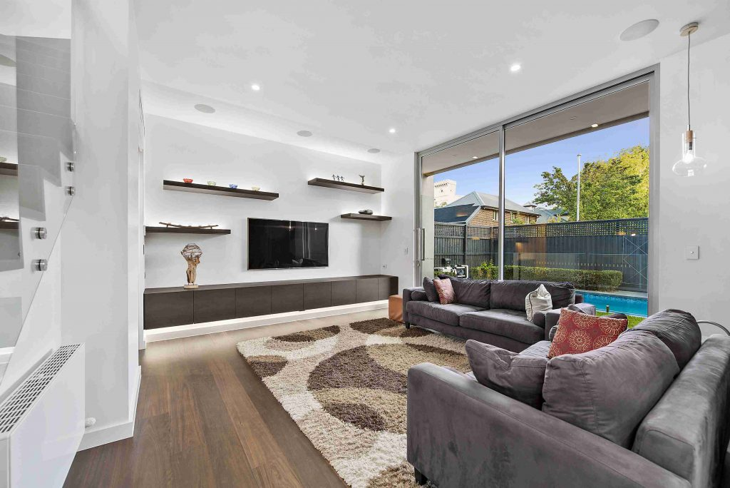 a new home renovation in melbournes camberwell